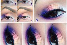 Makeup, Hair and Nails / by Diana Kim