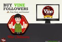 Vine / by Social Media 202