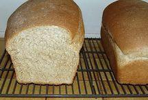 Bread / by Mary Davis