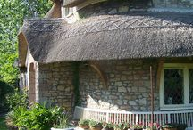 Architecture-Thatched / by Joyce Ann