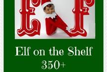 Mischevious Elf! / by Jen Sprinkle