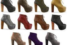 I <3 shoes / by Aletia Scott