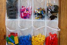Toy Storage Ideas / by Cook Clean Craft