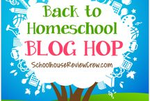 5 Days of Back to Homeschool / by Chareen (Every Bed of Roses)
