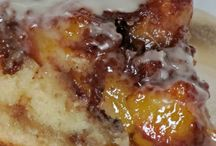 Breakfast sweets / by Kathy Shifflet