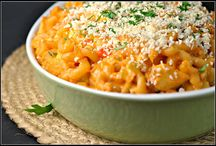 Mac and Cheese / I'm obsessed. / by Steph Mueller