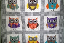 owl quilts / by Annette Panchot