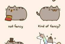 Pusheen / by Parker McClure