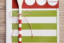 Christmas Ideas / by Chelsea Elder