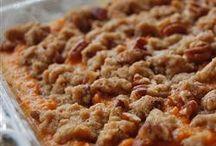 Yummy Sweet Potato Casserole / by DeanJ Flanders