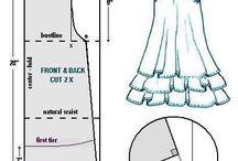 Sewing patterns / by La Petita Marieta