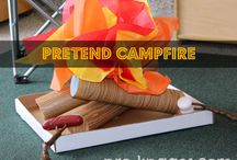 Camping themes / by Shelley Martin