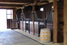Equestrian - stalls / by Therese Jönsson