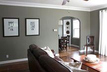 great room re-do / by Karen Lefebvre