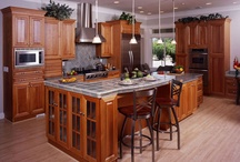 Kitchen Ideas / by Kelly Norman
