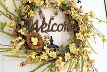Spring wreaths / by Julie Barber