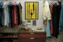 Closet DIYs / by The Painted Home