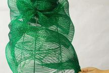 mesh trees / by Elisabeth Chandler