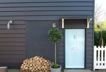 Curb Appeal / by Becca Lusko Clay