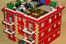 Build it with Legos! / by Dora Shaffer