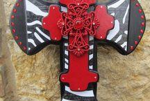 Crosses I LOVE!!! / by Traci Ingram