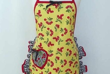 Aprons / by Janet the quilter