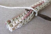 Crocheting / by Miranda Brittain