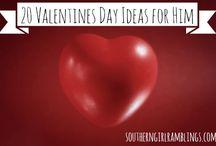 Valentines Day Ideas / Valentines / by Brandy Garcia