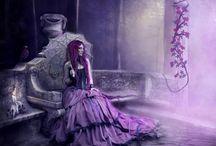 Purple Passion / My signature color... / by Rachelle Vaughn