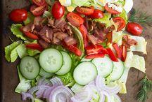 Salad / by Marilyn Roberts