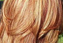 Hair style / by Kara Smith
