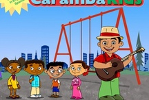 Bilingual Kids Music! / Bilingual (Spanish/English) Kids Music! / by SpanglishBaby