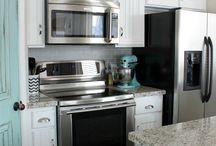 kitchen ideas!!!! / by Jennifer Giambanco