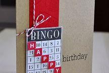 Cards Birthday  / by Vania May