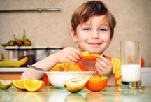 Kid recipes and nutrition tips / Here are some great tips on ways to keep your child healthy along with a variety of recipes that you and your child will love! / by Dayton Children's Hospital