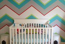 Baby & Kids Rooms / by Annie Minnigh