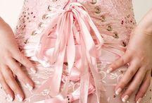 feminine frills  / by Tracy Allen