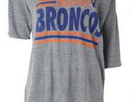 Broncos  / by Cora Pilger