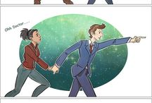 doctor who and sherlock / Doctor Who and sherlock i love bcc dont judge / by Maria Tucker