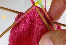 CRAFTS: ABCs of  Knitting / by Mangala Kilpadi