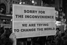 Occupy Everywhere / by Elizabeth Salerno