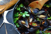 sea food / by Keely Figueroa