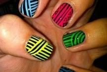 nails / by Armida Hudec