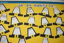 Kindergarten - November / by Paula Miller