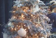 decorated Christmas tree's / by Backyard Gardener