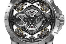 Timepieces / Clocks, watches, and all things time / by Anthony Carter