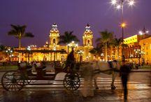 Peru! / by Mercedes Quinones