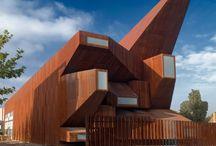 Iglesia de Santa Mónica - Madrid  / by Arquitas Arquitectura E Ingeniería