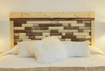 Headboard Ideas / by Robyn Kauffman