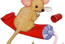 Micey mousey  / by ElliePinky Ferguson